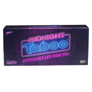 Hasbro C0418 Midnight Taboo Game, Brown/A