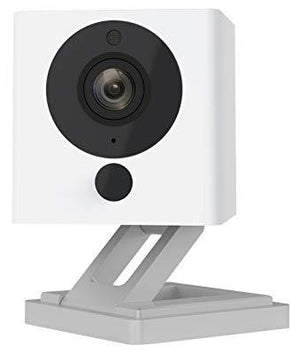 Wyze Labs Cam 1080P Hd Indoor Wireless Smart Home Camera With Night Vision, 2-Way Audio