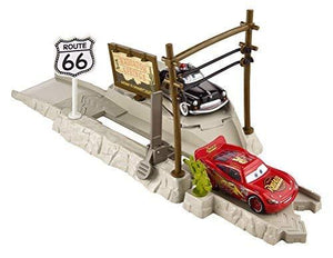 Disney  Cars Route 66 Speed Trap Launcher