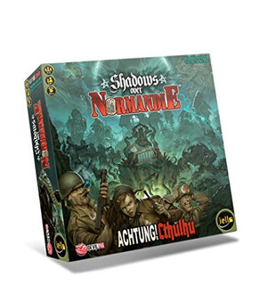 IELLO Shadows Over Normandie Board Game