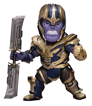 Beast Kingdom Avengers Endgame: Armored Thanos EAA-079 Egg Attack Action Figure