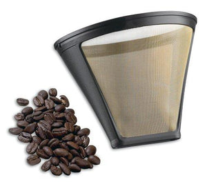 Cuisinart GTF4 Gold Tone Filter for Cuisinart 4Cup Coffeemakers GoldBlack