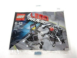 Lego - The Lego Movie Micro Manager Battle 30281 Polybag