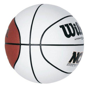 Wilson Mini Ncaa Autograph Basketball