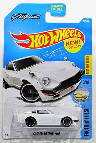 Hot Wheels 2017 Factor Fresh Fugu Z Custom Datsun 240Z 76/365, White
