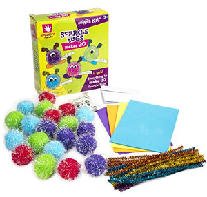 Creative Hands Sparkle Hugs Craft Kit Craft Supply
