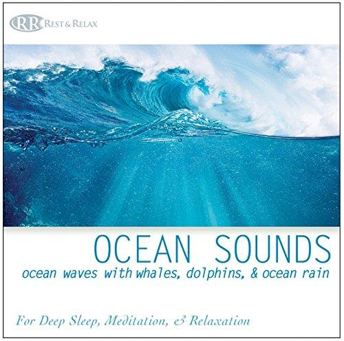 Ocean Sounds Ocean Waves With Whales Dolphins  Ocean Rain (Nature Sounds Deep Sleep Music Meditation Relaxation Sounds Of The Sea)