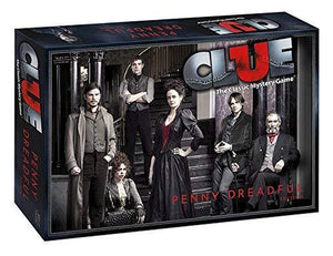 Usaopoly Clue: Penny Dreadful Edition Board Game