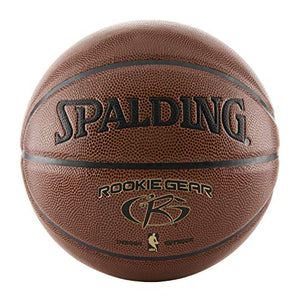 Spalding NBA Rookie Youth Indoor/Outdoor Basketball