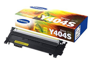 Samsung Clt-Y404S Toner Cartridge Yellow For Xpress C430W, C480Fw, Ss230G#Bgj, Ss256H#Bgj1