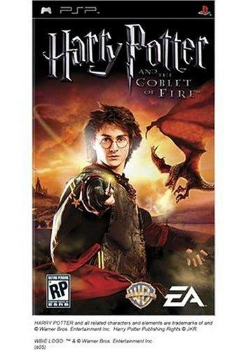 Electronic Arts Harry Potter: Goblet Of Fire - Sony Psp