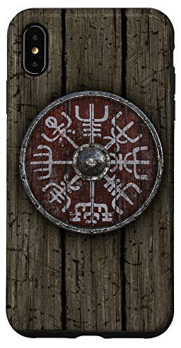 iPhone XS Max Vikings Vegvisir 9 Realms Case