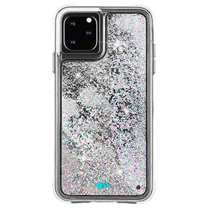 Case-Mate - iPhone 11 Pro Max Glitter Case - Waterfall - 6.5 - Iridescent