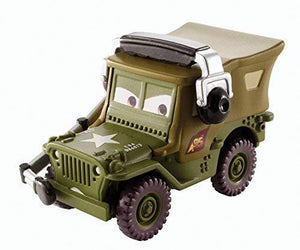 Disney Cars Sarge With Headset Diecast Vehicle