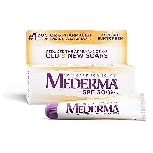 Mederma Scar Cream Plus Spf 30 - Reduces The Appearance Of Old & New Scars - 20 Grams