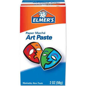 Elmer'S Art Paste Paper Macha 2 Oz (99000)