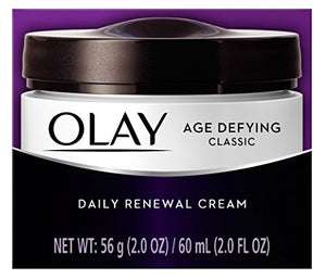 OLAY Age Defying Classic Daily Renewal Cream 2 oz