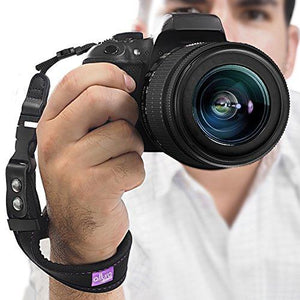 Altura Photo Camera Hand Strap - Rapid Fire Heavy Duty Safety Wrist Strap