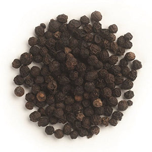 Frontier Natural Products Whole Black Peppercorns 16 oz (453 g) - 2pcs