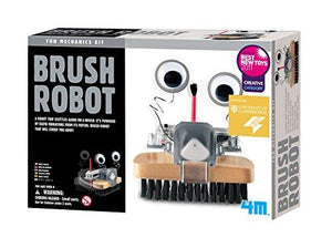 4M Brush Robot (Packaging May Vary)