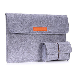 "Moko 13.5 Inch Laptop Sleeve Case Bag Competible With Surface Laptop 2 / Surface Book 2 13.5"", Felt Protective Ultrabook C"