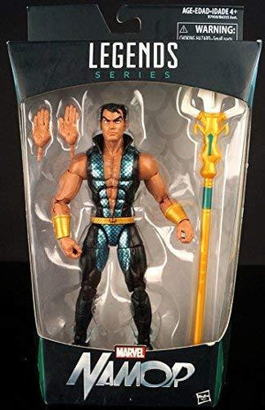 Generic Marvel Legends, Namor Exclusive Action Figure, 6 Inches