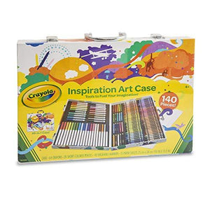 Crayola 04-2532 Inspiration Art Case, Multicolor