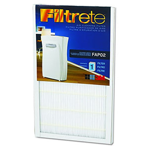Filtrete Air Cleaning Filter, 9 In. x 15 In., For Use with Ultra Quiet model FAPO2