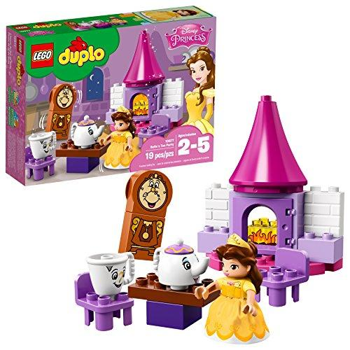 Lego Duplo Princess Belle̢å«S Tea Party 10877 Building Kit