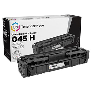 Canon Ld Products Compatible Toner Cartridge Replacement For Canon 045H (Black)