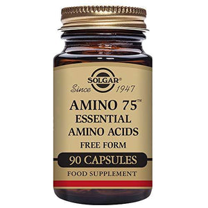 "Solgar ?"" Essential Amino Complex, 90 Vegetable Capsules"