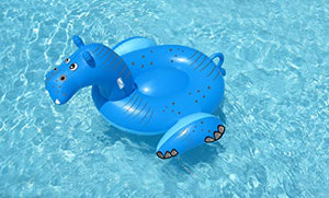 Swimline Giant Hippo Pool Float