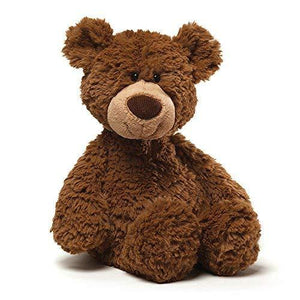 Gund 4040161 Pinchy Teddy Bear, Brown