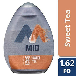 Mio Liquid Flavored Water Enhancer, Sweet Tea, 1.62 Ounce Bottle
