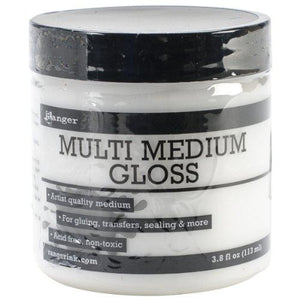 Ranger 360544 Multi Medium 3.8Oz, Gloss