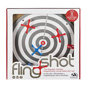 "Flingset €"" Interactive Dart Game With Magnetized Pieces"