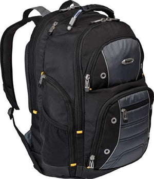 Targus Drifter Ii Backpack For 17-Inch Laptop - Black/Gray