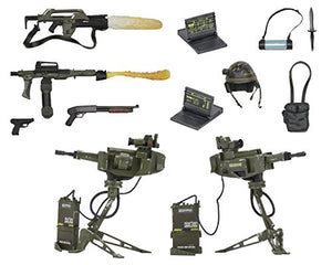 NECA Aliens USCM Accessory Pack