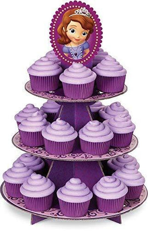 Wilton Industries Sofia The First Cupcake Stand