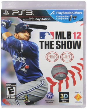 Sony MLB 12 The Show Playstation 3