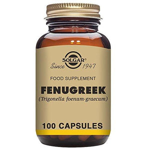 Solgar‰â‰ÛÏ Full Potency Fenugreek, 100 Vegetable Capsules