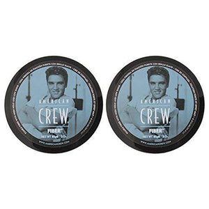 American Crew Fiber Pliable Molding Creme For Men, 3.53-Ounce Jars (Pack Of 2)