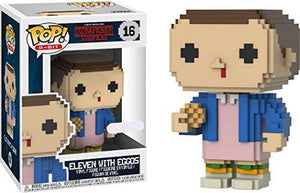 Funko 8 Bit Pop!: Stranger Things Eleven Collectible Figure