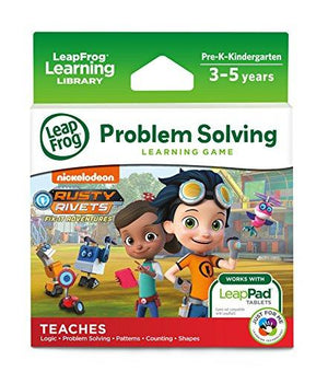 Leapfrog Leappad Cartridge - Rusty Rivets