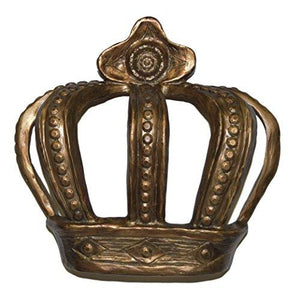Hickory Manor House HM122AG Crown Bed Crown/Antique Gold