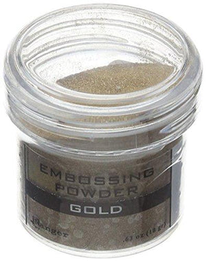 Ranger Embossing Powder, 1-Ounce Jar, Gold