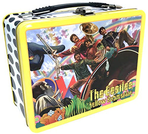 Factory Entertainment The Beatles Alex Ross Yellow Submarine Tin Tote