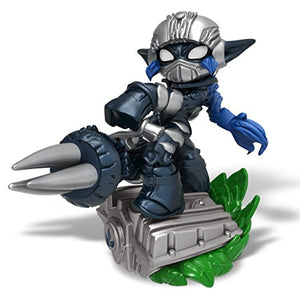 Skylanders SuperChargers: Drivers Dark Super Shot Stealth Elf Individual Character - New In Bulk Packaging