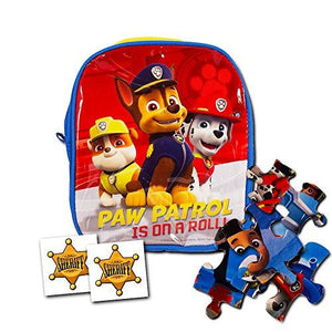 "Paw Patrol Preschool Backpack Toddler (11"" Mini Backpack)"