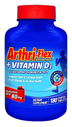 21St Century Arthriflex Advantage Tablets, 180 Count